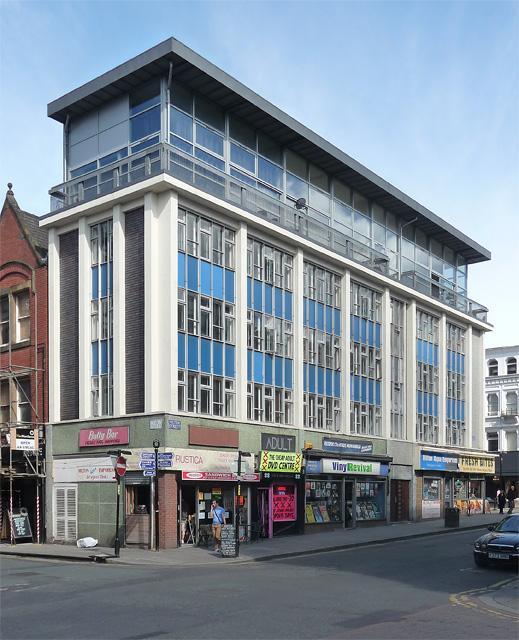7 Hilton Street, Manchester