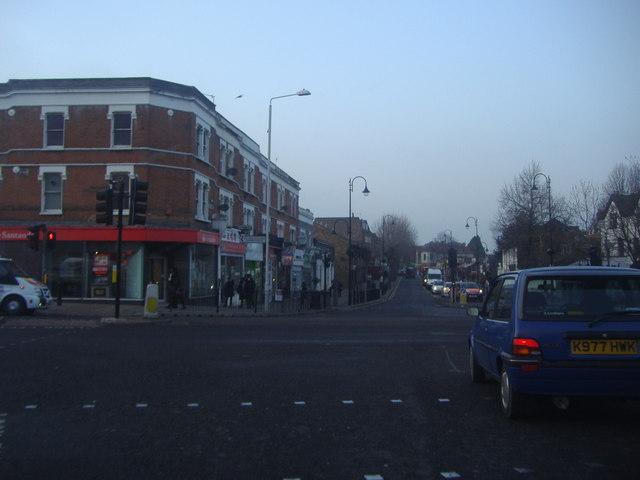 Wanstead High Street