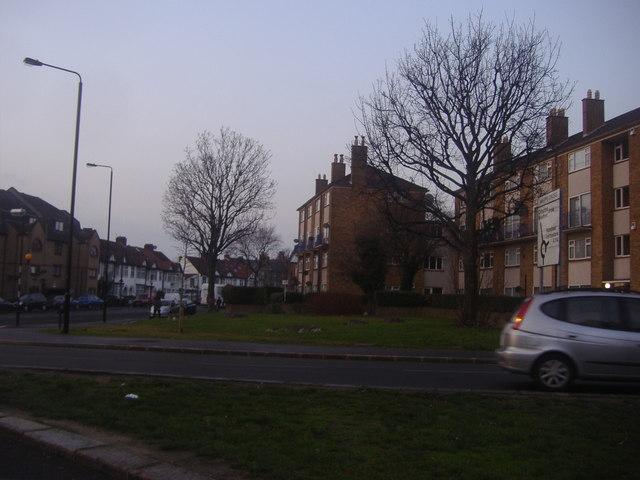 Whipps Cross from Lea Bridge Road