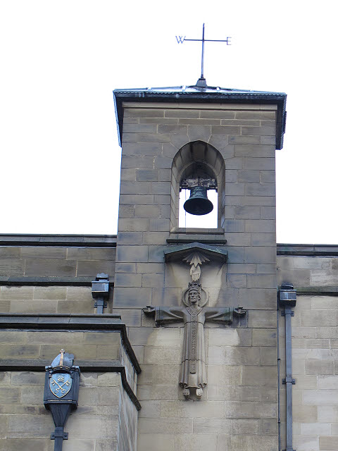Bradford Cathedral - details