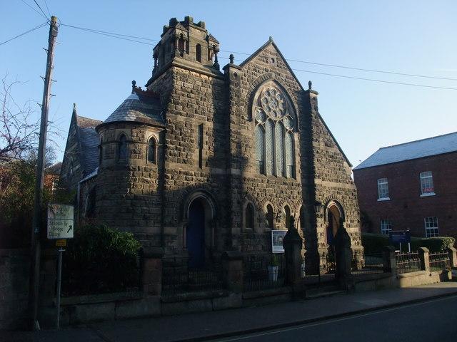 Methodist Church, Church Street, Melbourne