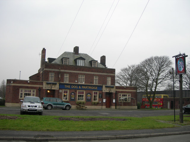 The Dog and Partridge Pub