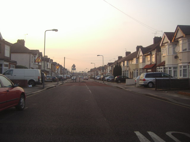 Ward's Road, Newbury Park