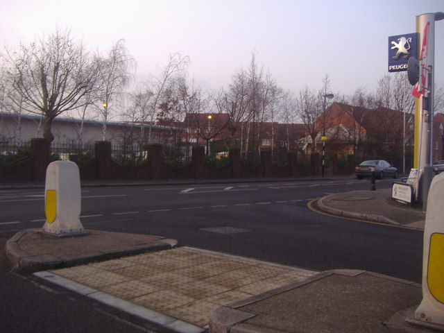 Ley Street from Ward's Road