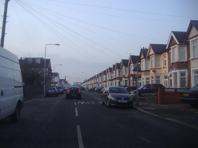 Perth Road, Newbury Park