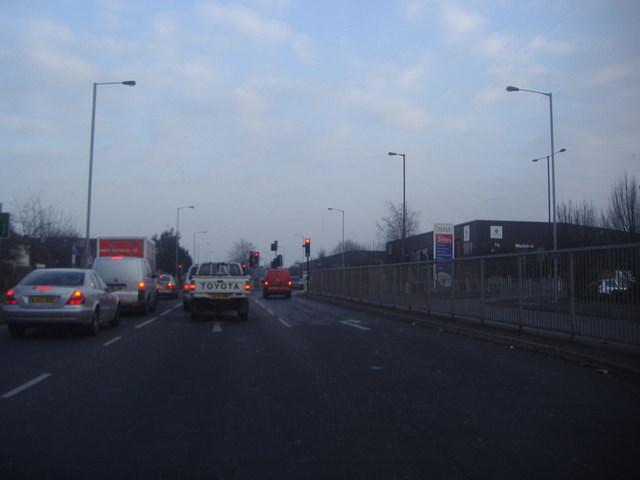 Southend Road, Woodford