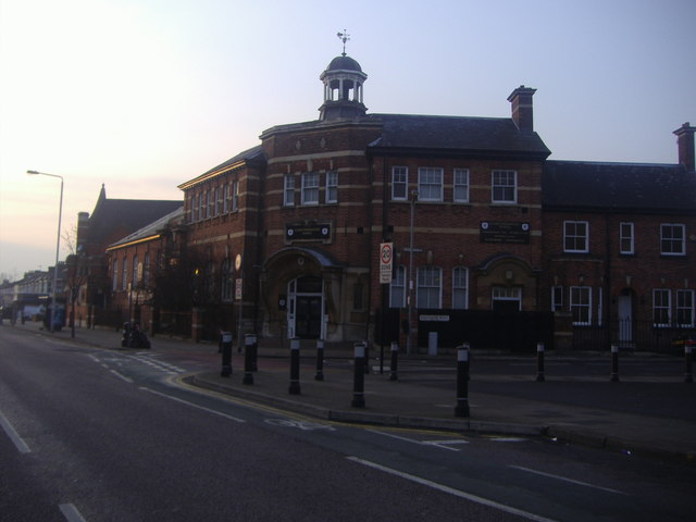 Ilford Preparatory School, High Road