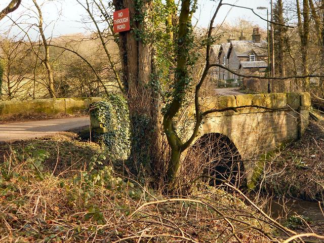 Bridge on Hogg's Lane