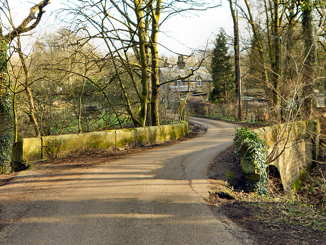 Hogg's Lane Bridge