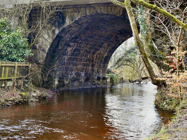 River Yarrow, Yarrow Bridge