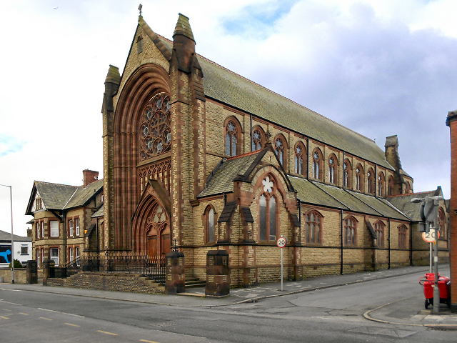 Sacred Heart RC Church, Brooke Street