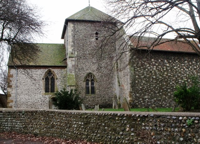 St. Julian's, Kingston Buci, West Sussex