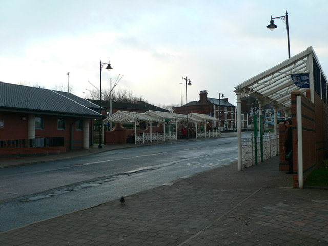 Runcorn Bus Station