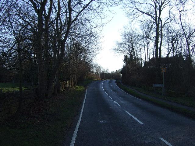 Thorner Lane heading south