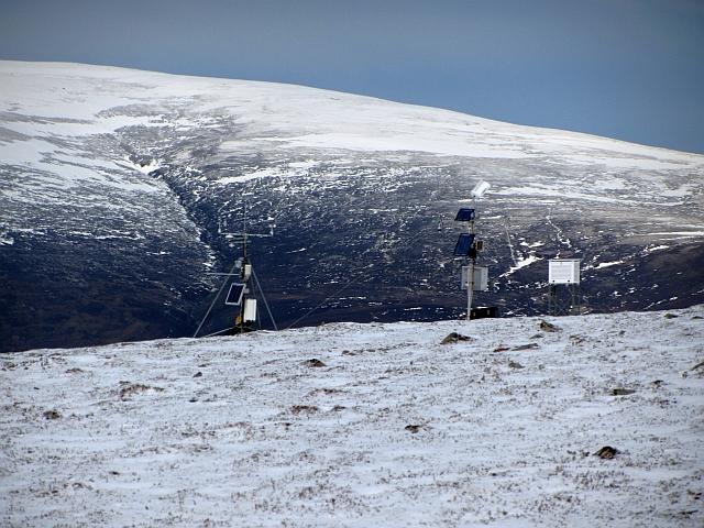 Weather station, Craig Follais