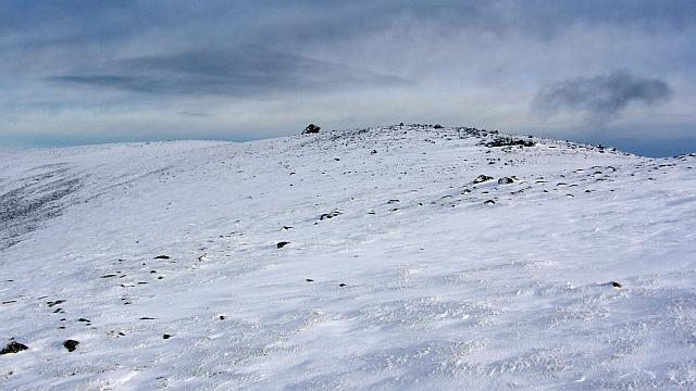 Creag Dubh ridge