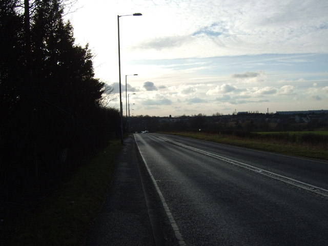 A64 towards Leeds