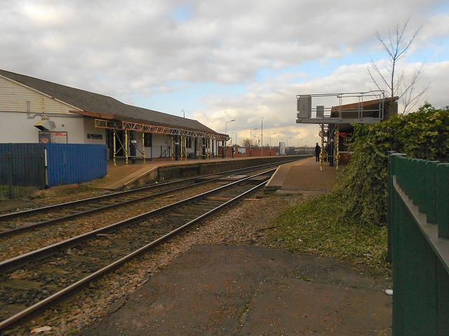 Chorley Railway Station