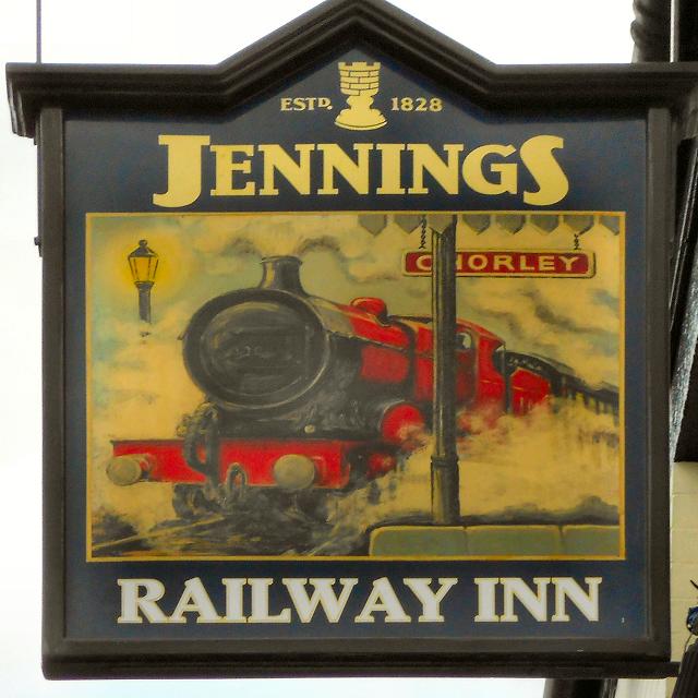 The Railway (Inn sign)