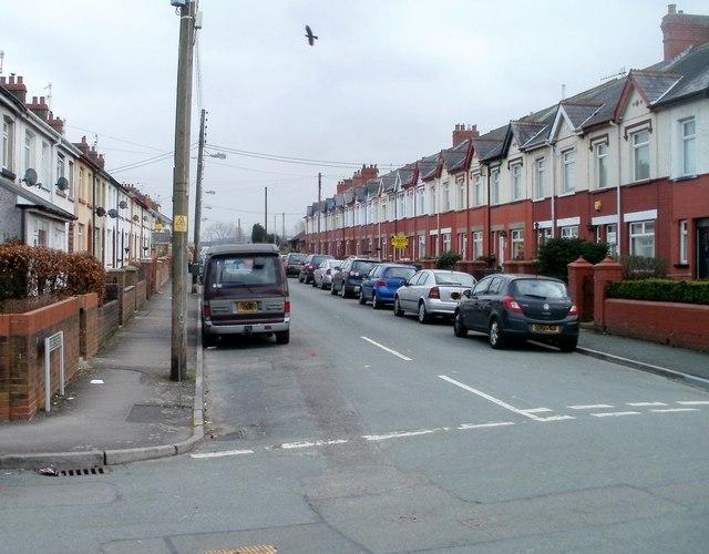 Glebe Street, Bedwas