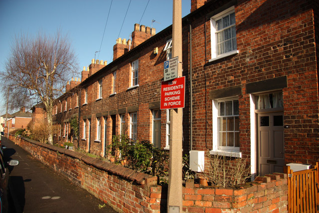 Mill Road cottages