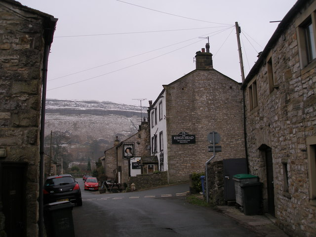 Kings Head, Kettlewell