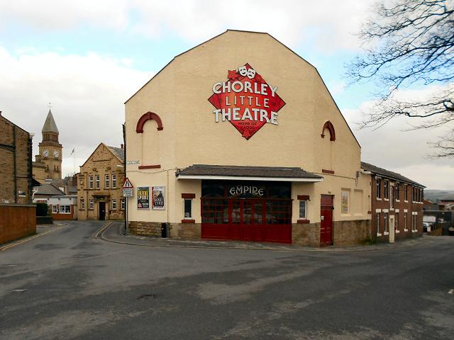 Chorley Little Theatre (Chorley Empire Community Cinema)