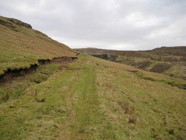 Track to Bealach Mòr