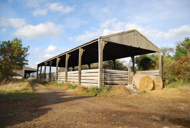 Barn, Ross Farm