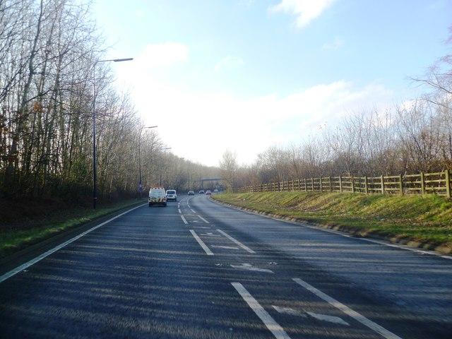 A6144 near Ashton Upon Mersey