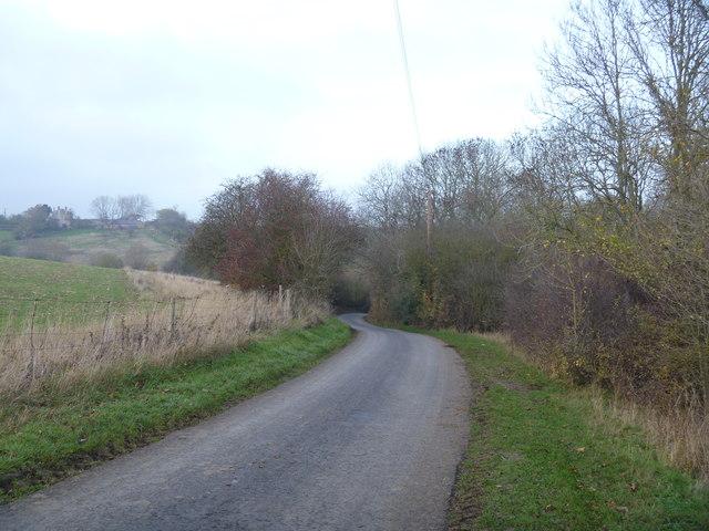 Towards the stream