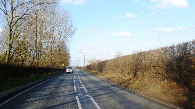Carrington Lane - A6144