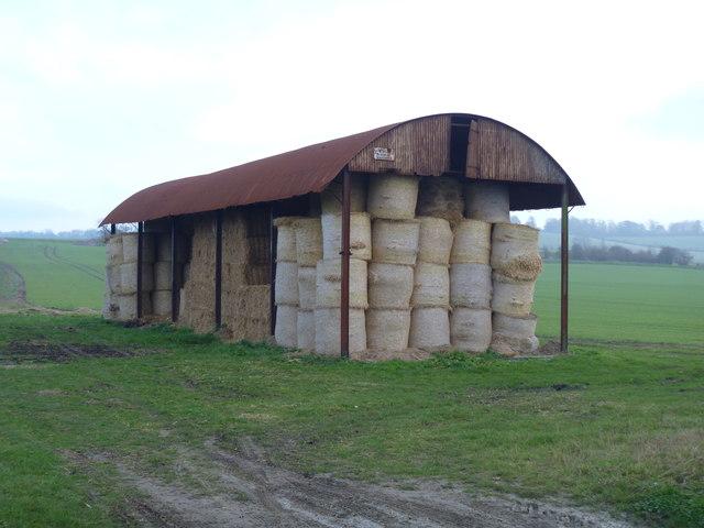 Full of bales