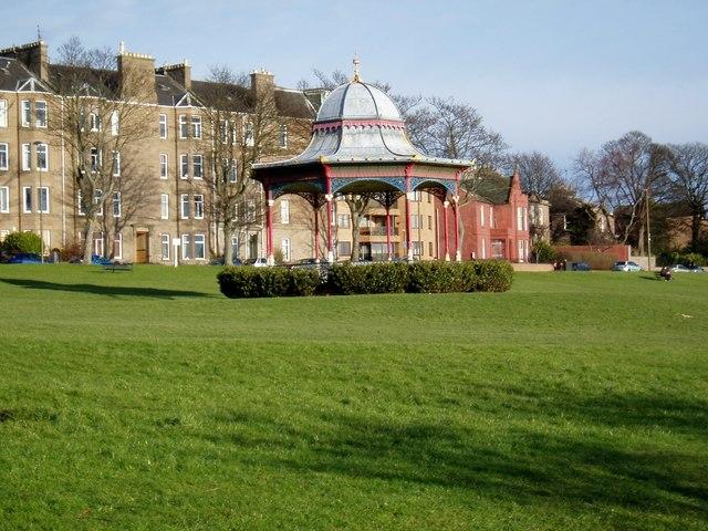 Magdalen Green Bandstand