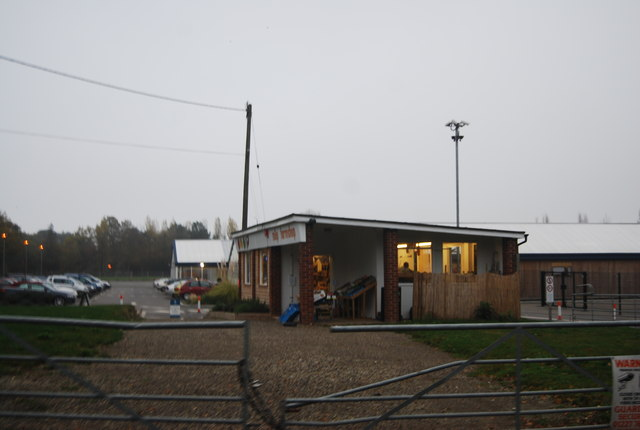 Farm Shop, Canterbury Garden Centre
