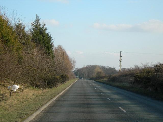 Grappenhall Lane