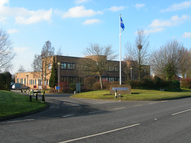 Cruden's Offices