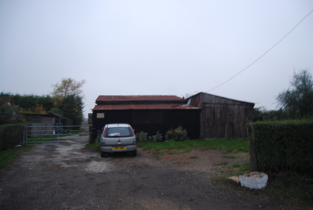 Farm buildings, Busheyfields Rd
