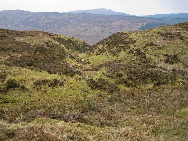 Top of Lon Ruairidh