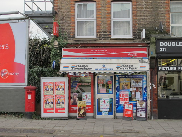 Sai News Mart, West Hendon Broadway, NW9