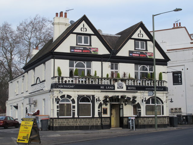 The Midland Hotel, Station Road, NW4
