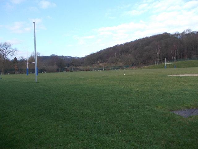 Playing Fields - Titus Salt School - Higher Coach Road