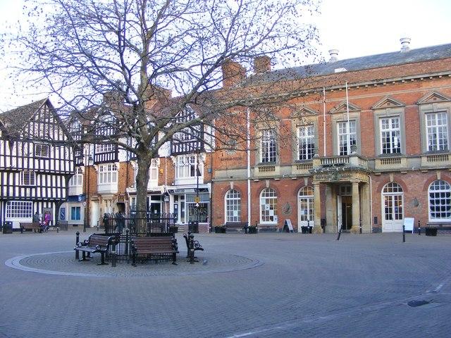 Market Place Evesham