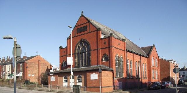 Primitive Methodist Church, Walkden