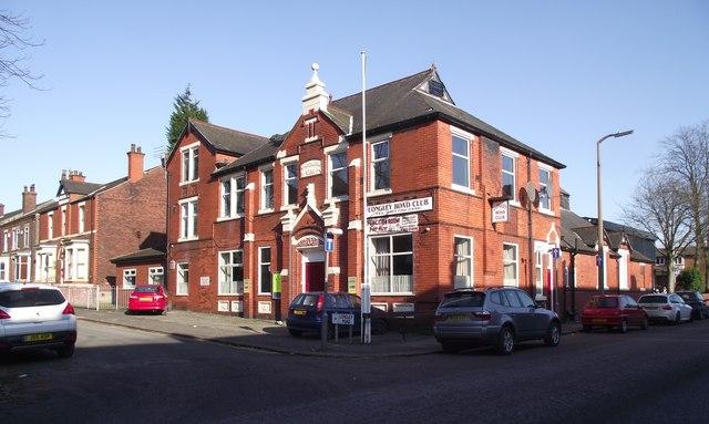 Longley Road Club