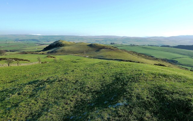 Kildoon Hill From Knockbrake