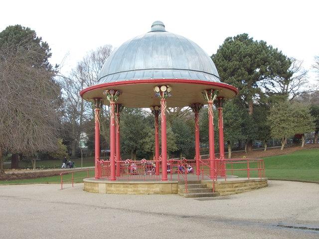 Bandstand - Roberts Park