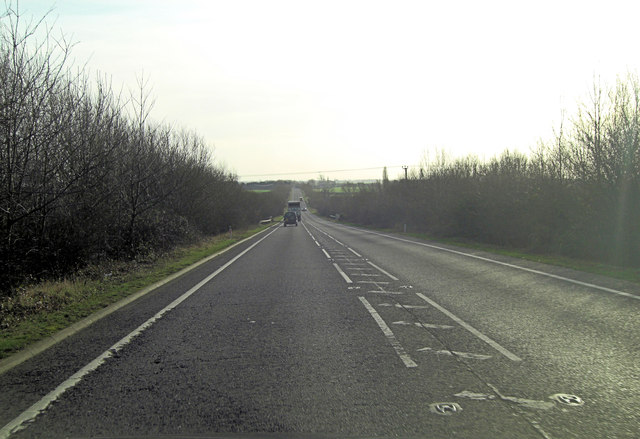 A2070 north east of Warehorne