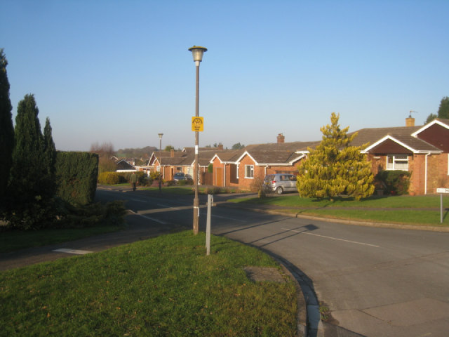 Bungalows in Hoopers Way