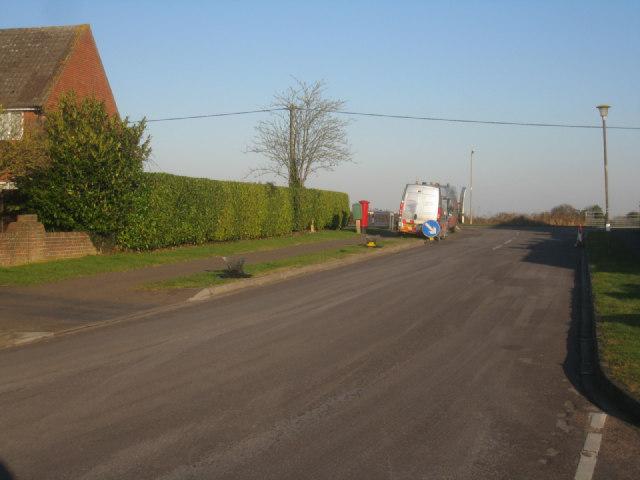 Work on Avon Road